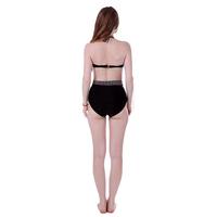4095 Cutest Retro Swimsuit Swimwear Vintage Pin Up Push Up High Waist Bikini Set VS Style S/M/L/XL  Free shipping