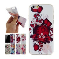 """For iPhone6 Plus  5.5"""" Ultra Thin Soft Silicone/Gel/Rubber Colorful Case Cover For iPhone6 Plus  5.5"""" retail"""