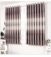 Four Seasons full blackout curtains short height 1.98m x 1.4m ( width ) study bedroom living room dining