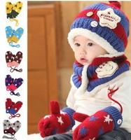1Pairs Retail Children Accessories Winter Children's Gloves Baby Girl Boy Gloves Keep Warm Kid's Mittens Wholesale #1054