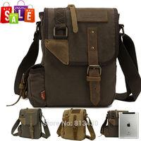 New 601 Canvas women messenger bags,fashion school packs, men's travel bags,High quality canvas messenger bag,men's travel bags