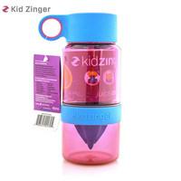 FREE SHIPPING 2014 High Quality tritan baby Lemon cups kids water bottle Straw Bottles BPA FREE NO Phthalate sports bottle