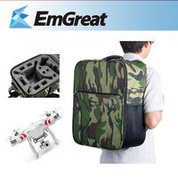 New Camouflage Quadcopter Shoulder Bag Backpack for DJI Phantom Case 1/2 Vision2/2+ FC40 P0016992 Free Shipping