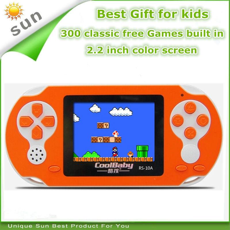 Портативная игровая консоль Unique Sun , 300 Game Console briar mitchell lee game design essentials