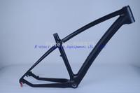 2014 The new Wholesale carbon fiber  MTB bike   frameset , SIZE :15.5 /17.5/19.5  FREE SHIPPING!26ER 27.5ER