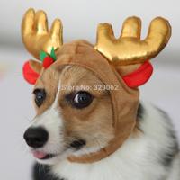 WITHME Christmas hats Christmas deer pet dog pet hat cat hat hat