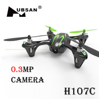 Upgrated Hubsan x4 H107C Mini RC Quadcopter with 0.3MP Camera RTF 2.4G 4CH Hubsan H107C Quad Copter with Transmitter and Battery