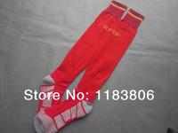 Thai quality original world cup national team socks Spain home red sock