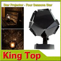 NightLight Star Sky Master DIY Charming Star Projector Night Light Home Planetarium children learn to observe constellations