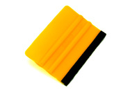 1pcs Car Wrap Squeegee Vehicle Window Vinyl Film Car Wrap Applicator Tools High Quality Car Wrapping Scraper With Cloth