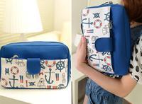 Hot! 2014 Fashion multicolor one shoulder canvas women's handbag small bag mini messenger bag crossbody bag