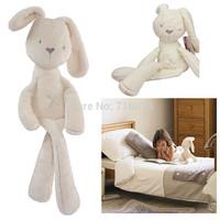 MaMas Papas Rabbit Toy Plush Doll Sleeping Comfort Calm Appease Bunny Baby Toy Boneca Pelucia Brinquedos 50cm