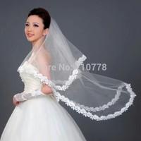150cm Bridal Wedding Veils Elegant Wedding Accessories Dress Bride Cathedral Chapel