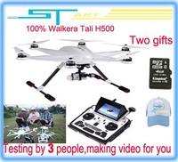 EMS free shipping Walkera TALI H500 Drone RTF Hexacopter DEVO F12E transmitter G-3D Gimbal ILOOK+ camera FPV GPS IOC Function b6