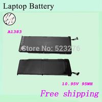 A1383 A1297  Laptop  battery For APPLE  MB604LL/A MC226LL/A* MC024LL/A MC725LL/A