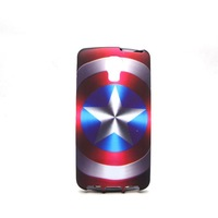 Captain America -  Back Case Shell Cover Protector for LG Volt LS740 F90