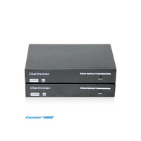 Charmvision EVO-2H, Multi mode transmission to 2Km far away, 1080P HDMI video stereo Good quality, installed in cabinet