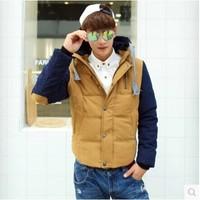 Mens Winter Jacket 2014 Jaqueta Masculina Coat Free Parka Military Outdoor Jacket Mens Long Winter Coats Hood High Quality Brand
