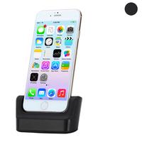 2 color 5V 1.6A Docking Station for iPhone 6 Desktop Charger Cradle Dropshipping