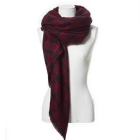 The new trade counter plaid scarf 2014zara large square scarf cashmere scarves wholesale winter women