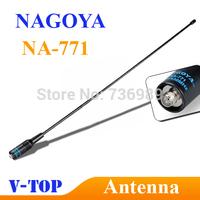 Original NAGOYA NA-771 SMA-Female DUAL BAND Handheld ANTENNA for Baofeng UV-5R UV 5R BF-888S BF-UV5RE Plus BF-666S Two Way Radio