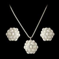 faux PEARL everydayJewelry Set,Fashion Necklace Earrings NJ-816  Holiday Sale NEOGLORY  Jewelry Outlets  Rihood Trading