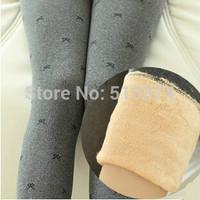 Hot sell K242 2014 winter leggings women thickening velvet fluffy elastic warm pants wholesale and retail wholesale and retail