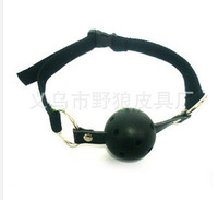 adult bondage toys open mouth sex ball gag ,couple erotic games Tools, harness tuning Free shipping