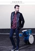 2014 HOT SALE Autumn  fashion men's trousers 100%cotton Casual pants factory supplier&wholesale Free shipping