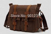 Free shipping Retro men's messenger bag computer bag top quality