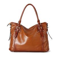 Woman's bag 2015 New 100% genuine leather Woman fashion handbag Classic vintage shoulder bag for women