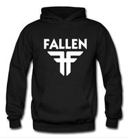 Hip-hop skateboard extreme sports skateboarding cotton  FALLEN sweater hedging  FALLEN hoodies big FALLEN