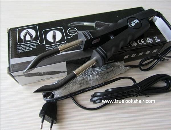 Щипцы для наращивания волос Loof ,  Hair Extension Connector щипцы для наращивания волос loof 1 jr 611professional pre au uk l 611