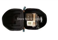 Hot sale!EVA Case Box For SJ4000 Go Pro Gopro Hero3+/3/2/1 bag Black /White Color Gopro Accessories  2pcs/lot