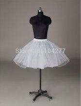 Accesorios de boda del cortocircuito de la enagua / Corto enagua para los vestidos de boda / Corto Bajo la falda del aro Online(China (Mainland))