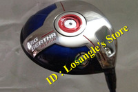 2014 New Big Bertha Alpha Golf Driver 10.5 Degree With Graphite Shaft R Flex Golf Driver Wood Clubs 1PC