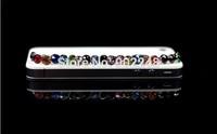 Wholesales Luxury Phone Accessories Small Diamond Rhinestone 3.5mm Dust Plug Earphone Plug For Iphone & Ipad & Samsung& HTC