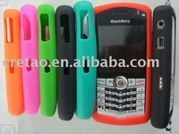 sell silicon cover for 8100 pearl  with many colours