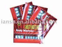 High Quality heat patch/body warmer/heating pad