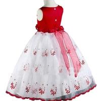 [SUPER DEAL]girls' dress,child dress ,flower wedding   dress ,