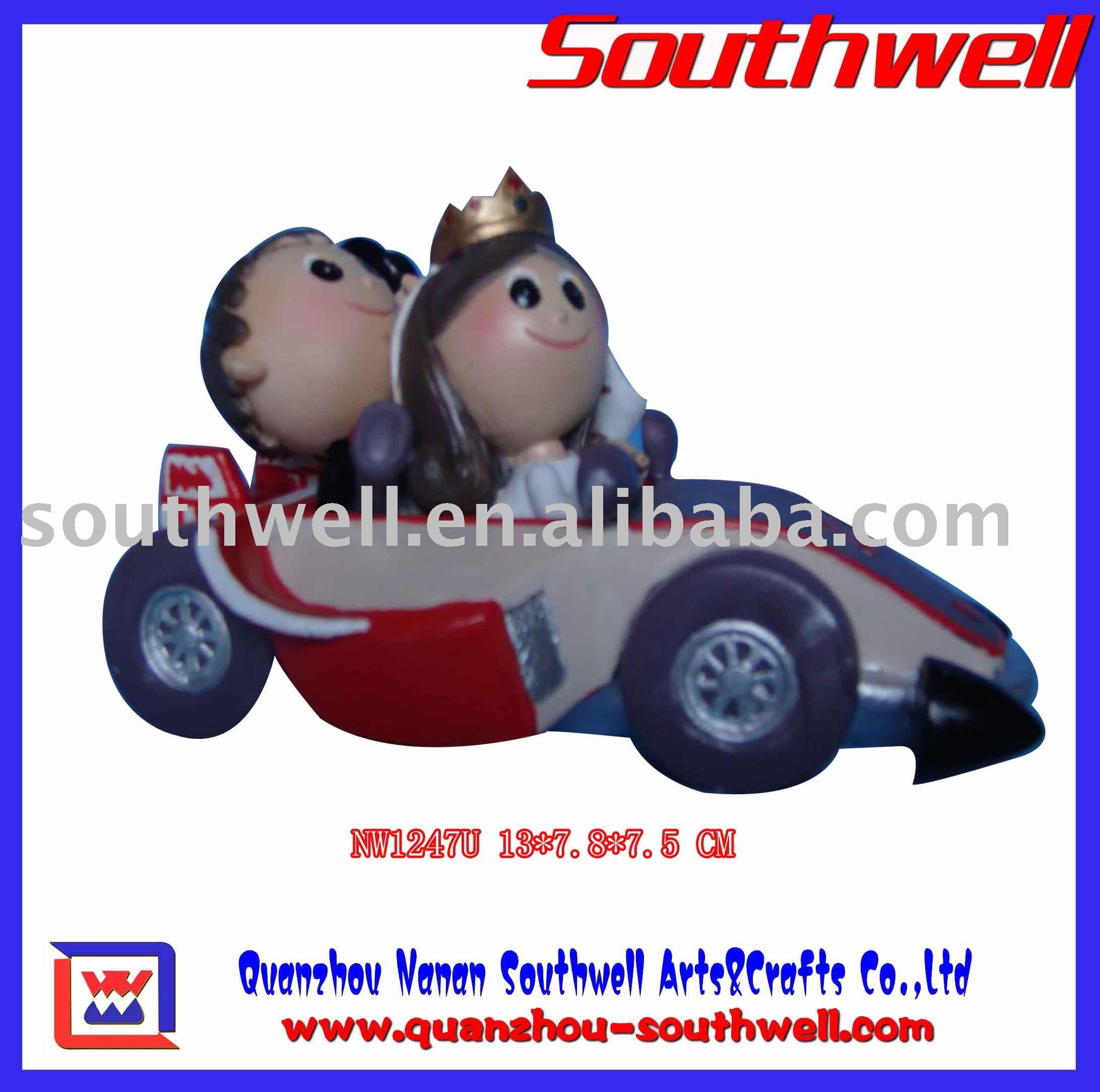 polyresin wedding gift,wedding figurines------NW1247U(China (Mainland))
