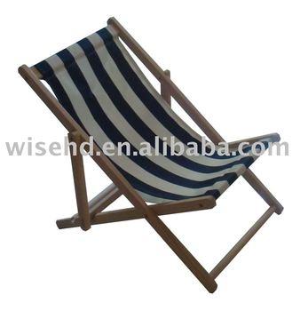 beach chair, kid's chair,wood folding kids beach chair