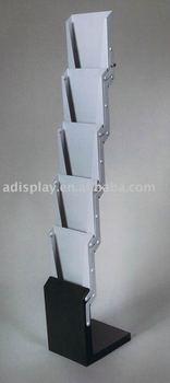 Magazine Rack (Literature Rack)(Brochure Stand)