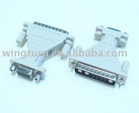 Free shipping, 13W3M/VGA15F  Adapter