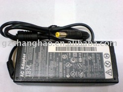 Laptop AC Adapter for IBM 16V 4.5A 5.5*2.5mm(China (Mainland))