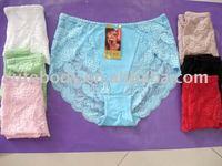 ladies` briefs  wholsale price woman garment