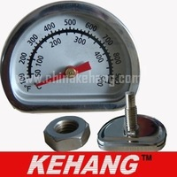 D shape BBQ Thermometer