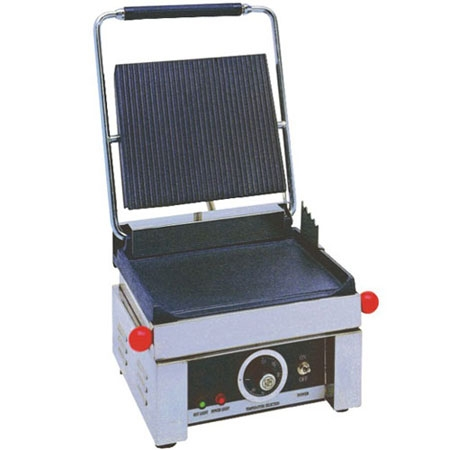 SHENTOP New Promotional HE-G3 electric grooved griddle(China (Mainland))