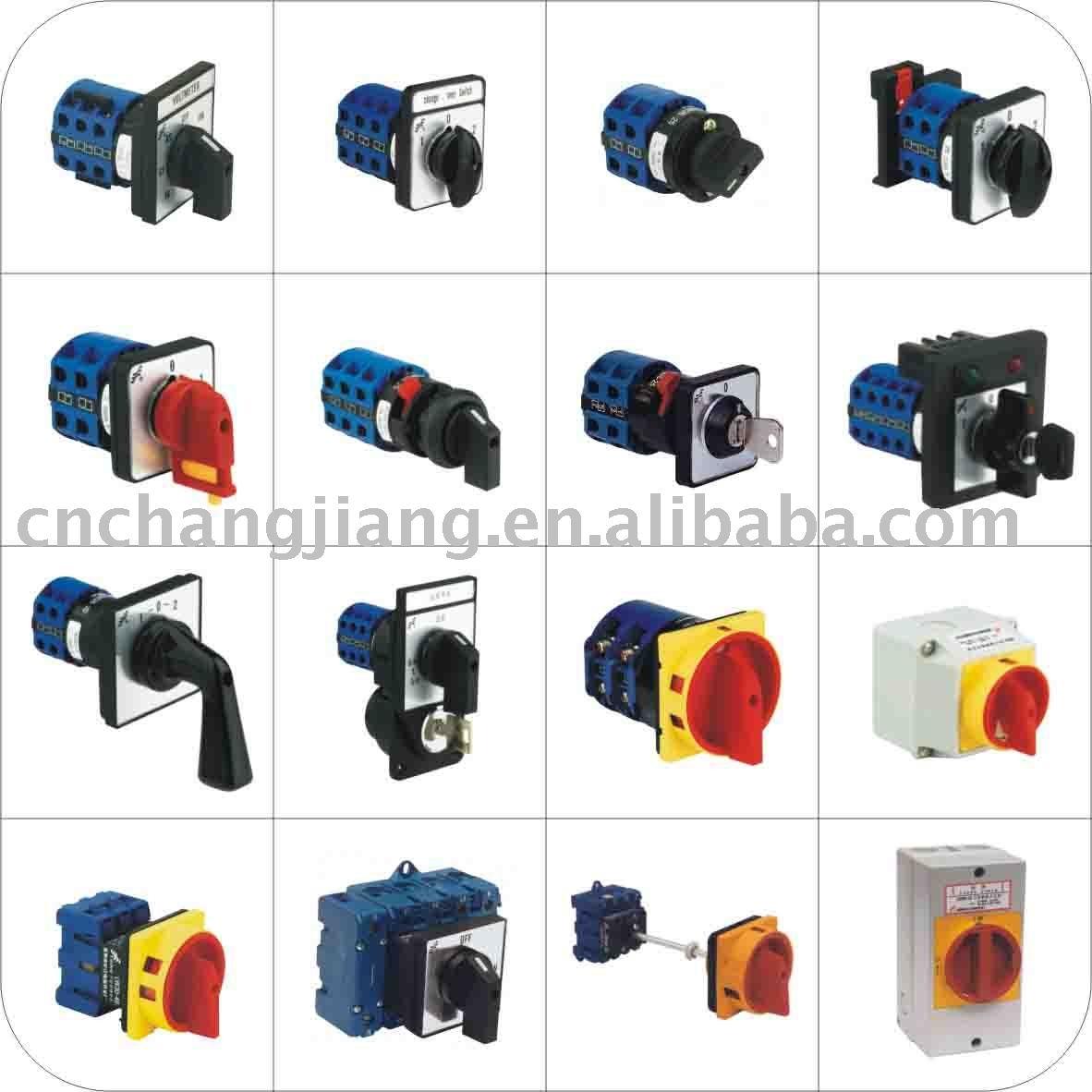 Rotary Switch (CE Certification)(China (Mainland))