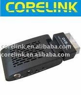 Mini Scart FTA DVB-T Receiver